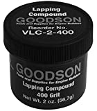 Goodson 400 Grit Lapping Compound   2 oz.