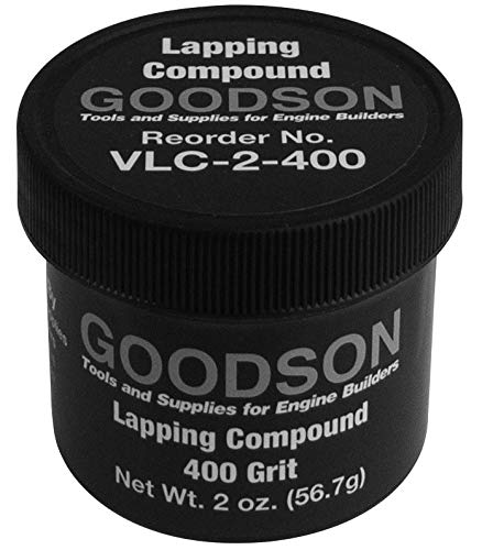 Goodson 400 Grit Lapping Compound | 2 oz.