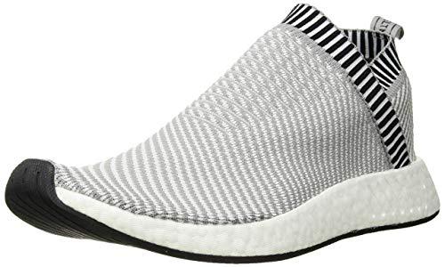 adidas Originals Herren NMD_CS2 PK, Grey/White/Pink, 46 EU