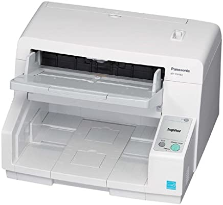 $3424 » Panasonic KV-S5046H High Speed Color Duplex Sheet Feed 1-Line CIS Scanner, 80ppm/160ipm Color, 600dpi Optical, 300 Sheets ADF