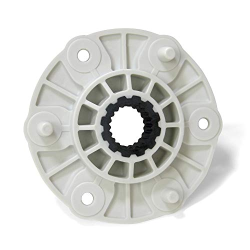 Washer Rotor Hub MBF618448 for LG Kenmore washing machine Replacement,Original part Compatible with Washer Rotor Assembly 4413ER1001C 4413ER1002F 4413ER1003B