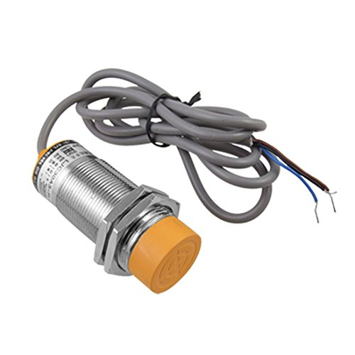 Kapazitiver Naeherungssensor Schalter - TOOGOO(R)LJC30A3-H-Z/ AY 1-25mm Kapazitaet Proximity Sensor Schalter PNP NC DC 6-36V 300mA