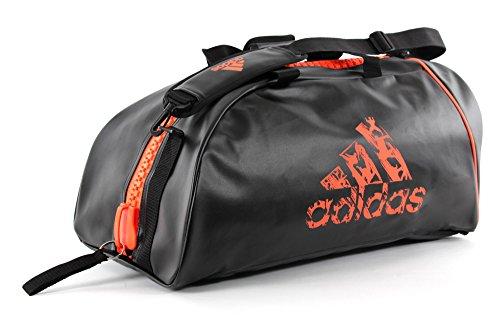adidas Bolsa adiACC051-L Negro/ - Naranja
