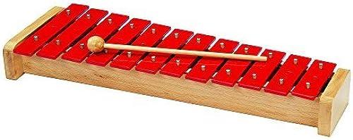 el estilo clásico Goki Goki Goki 38.9cm Xylophone by Goki  tiempo libre