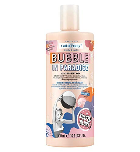 Soap & Glory Call of Fruity Bubble in Paradise Refreshing Shower Gel 500ml