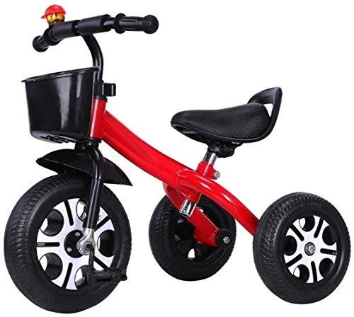 Pushchairs kinderen schommelende paard Trikes peuter fietsen driewielers peuter fiets peuter met klassieke fiets bel met retro staal frame baby producten