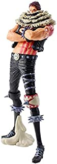 Action Figure Charlotte Katakuri King of Artist Portrait of Pirate Scultures Tag Team Anime Model Toys Teen Must Haves Birthday Gifts My Favourite Superhero Party Favors Unboxing Kit