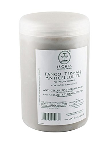 Ischia Cosmetici fango Thermoskan Anticellulitis - 1000 ml