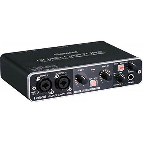 Roland QuadCapture Audio Interface