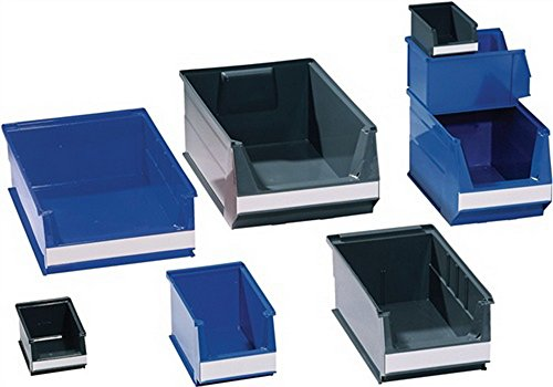 Lockweiler Sichtlagerkasten blau f.ca.23l 19100224