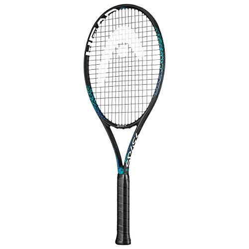 HEAD Unisex-Erwachsene Spark Pro Tennis Racket, mehrfarbig, 2