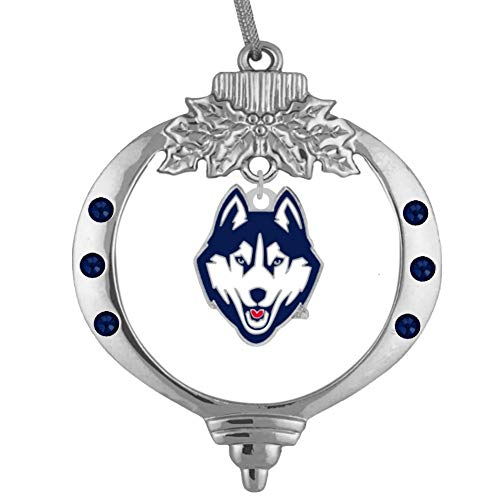Final Touch Gifts University of Connecticut UCONN Huskies Ornament