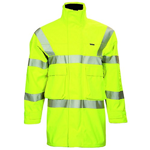 Portwest GT60 - Chaqueta de Gore-Tex Multinorm, color Amarillo, talla XL