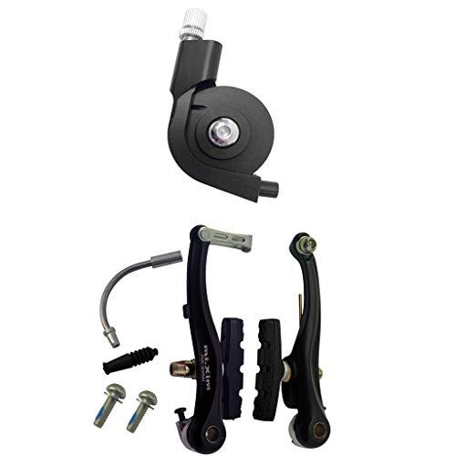 lahomia MTB Mountain Bike V-Brake Front Rear Pair Set V Brake Converter Adapter
