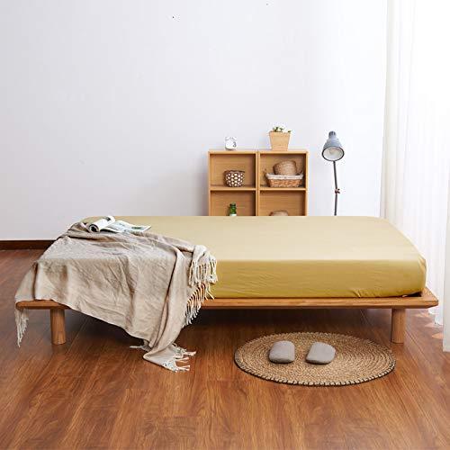 huyiming Gebruikt voor Effen kleur enkele stuk slaapzaal 1.8m bed cover anti-slip Simmons matras cover