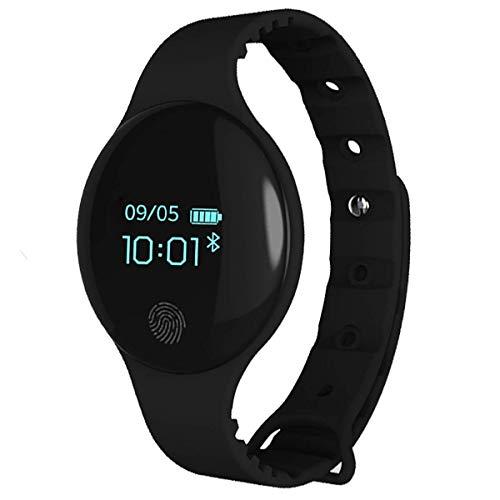 GOHUOS Herren Damen Digital Armbanduhr, Unisex Smartwatch Bluetooth Outdoor Sportuhr Wasserdicht Uhren Fitnessuhr Intelligente Armbanduhr für Herren Frauen Kompatibel mit Android und iOS