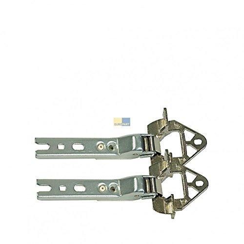 Türscharnier-Einbau, 2er, kompatibel zu Bosch, Siemens, Neff, BSH 00 268698