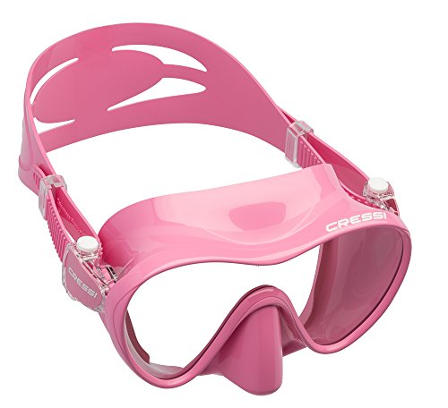 Cressi Maske F1 Junior Frameless Máscara de Buceo