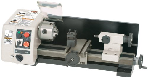 Purchase Shop Fox M1015 6-Inch by 10-Inch Micro Lathe
