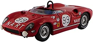 ARTMODEL 1/43 フェラーリ 275 P デイトナ2000km 1965#99 Grossman/Piper/Hansgen/Rodriguez シャーシNo.0814 完成品