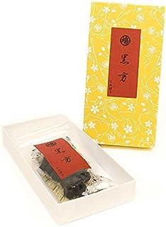 茶道具 香 煉香 鳩居堂 黒方(くろぼう) 練香 ねりこう ほんぢ園