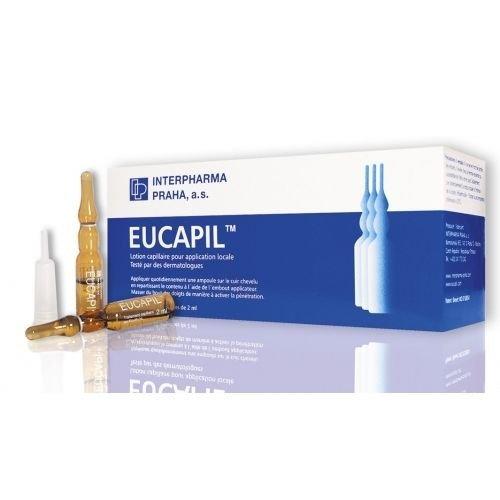 eucapil Anti-Haarverlust Alopezie µ 30x 2ml Haar Wachstum Anti Haarausfall Versand Weltweiter Versand