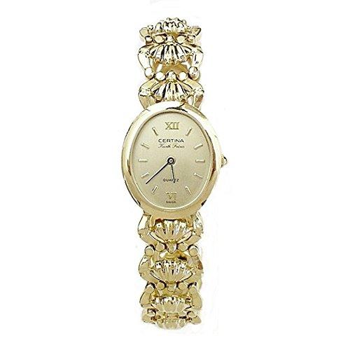 Reloj Certina Kurth Freres Oro 18K Mujer 307547 [558]