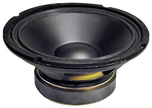 "FENTON Woofer PP/woofer hi-fi bordo schiuma, 20cm (8""), 125W rms, 8 Ohm"