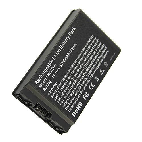 Batteria per laptop ASUNCELL per notebook aziendale NC4200 NC4400 TC4400 TC4200 4200 HP 381373-001 383510-001