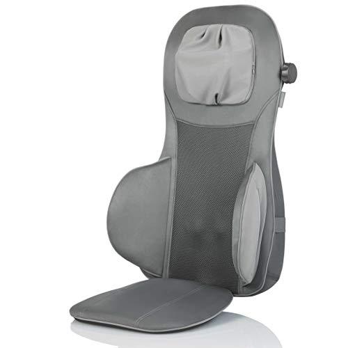 Medisana MC 825 Plus Gr. Massage-Sitzauflage Nacken Rücken Klopfmassage Shiatsu
