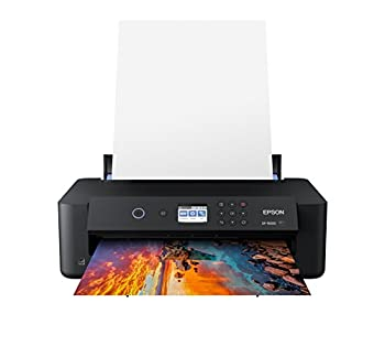 Epson Expression Photo HD XP-15000 Wireless Color Wide-Format Printer Amazon Dash Replenishment Ready