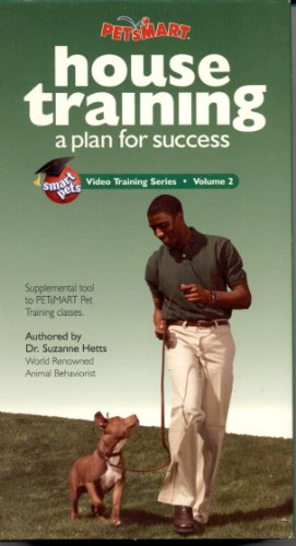 PETSMART: House Training - A Plan for Success (A Smart Pets Video Training Series) Volime 2