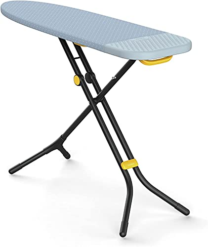 Joseph Joseph Tabla de Planchar fácil de Guardar Glide, Gris/Amarillo, Una Talla