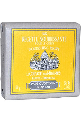 Le Couvent des Minimes Soap Bar Nourishing Recipe 100g for your Body