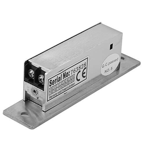 Cerradura Electrónica de Puerta,Cerradura Electromagnética para Casa/Escuelas/Officina/Minas/Fábric, Control de Acceso de Modo de Desbloqueo Doble