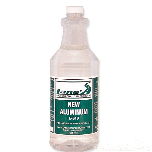 Lane's Car Products New Aluminum Wheel Cleaner - 32 oz