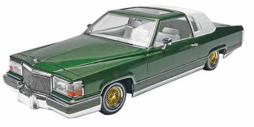 Revell Cadillac Custom Lowrider