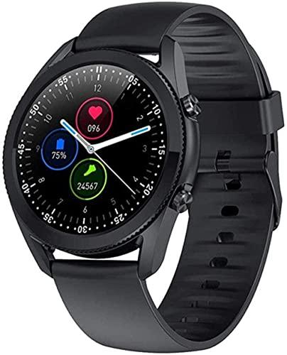 Reloj inteligente 2020 Bluetooth llamada ritmo cardíaco Monitoreo de presión arterial hombres s G33 fitness pulsera hombres s reloj para Android IOS-B