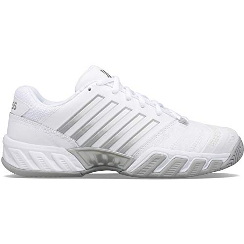 K-Swiss Bigshot Light 4, Zapatos de Tenis Mujer, Blanco, 38 EU