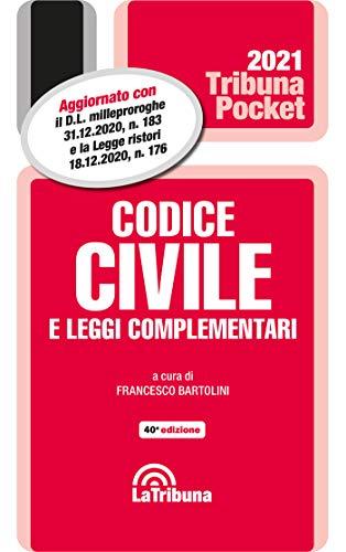 Codice civile e leggi complementari 1/2021