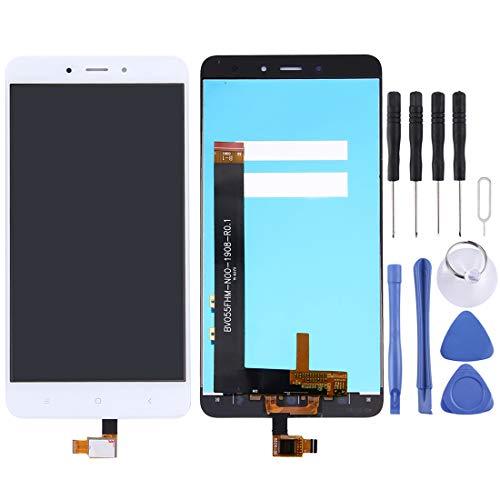 GGAOXINGGAO Schermo di Sostituzione del Telefono Cellulare Schermo LCD e digitalizzatore assemblaggio Completo per Xiaomi Redmi Note 4 / Redmi Note 4X Prime Accessori telefonici