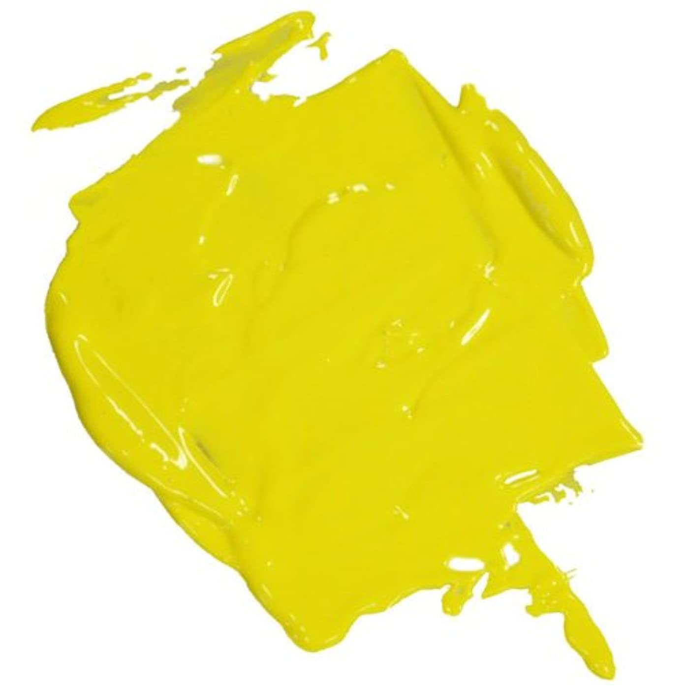 Speedball SPD-3405 Water Soluble Block Printing Ink, 1.3 oz, Yellow