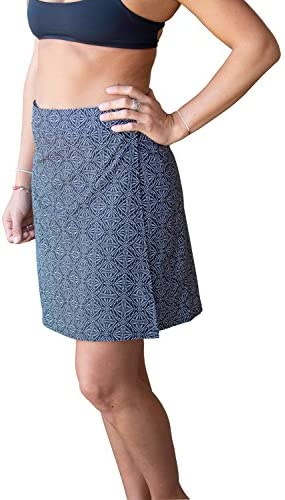 RipSkirt Hawaii Length 2 Quick Wrap Cover up That Multitasks as The Perfect Travel Summer Skirt product image