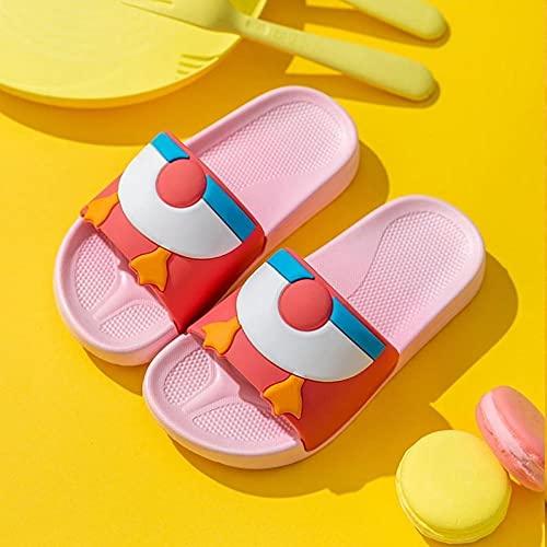 Perferct Chanclas Mujer Baratas,Zapatillas Infantiles de Verano Pikachu, Zapatos de jardín de...
