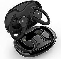 Bluetooth Kopfhörer Sport, Kopfhörer Kabellos IPX7 Wasserdicht, Bluetooth Kopfhörer in Ear Schwerer Bass mit Mikrofon,...
