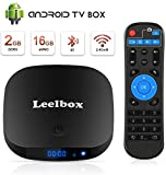 TV BOX Android, Android Box Smart,Leelbox Q2 PRO Smart TV Box Full HD / 3D / 4K/H.265 / 2.4G Wi-Fi/2...