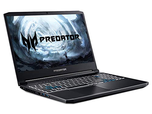 Acer Predator Helios 300 PH315-53 15.6 inch Gaming Laptop (Intel Core i7-10750H, 16GB RAM, 1TB SSD, NVIDIA GTX 1660Ti, Full HD 144Hz Display, Windows 10, Black)