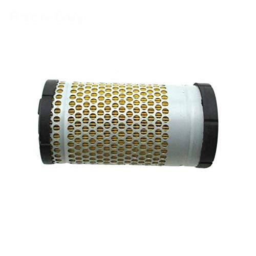 QAIK Luftfilter fit for Kubota Kleintraktoren B1410 B1610 B1700 B2100 B2400 B7800 ersetzen (Color : 2 Pieces)