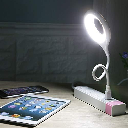 Lámparas de escritorio Lámpara de lámpara USB Lámpara USB Lámpara Lámpara Top Linternas Flexo PC Lámparas Estudio Lectura Lámpara USB iluminacion