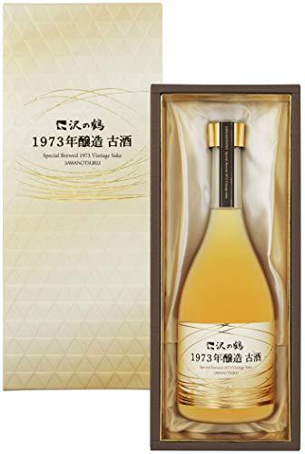 沢の鶴1973年醸造古酒[日本酒兵庫県720ml]
